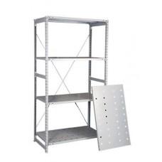 Стеллаж металлический сборный универсальный ТСУ 700х400х2000х4 П