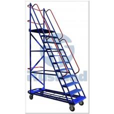Лестница цельносварная ЛС 10 (10 ступеней)