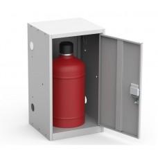 Шкаф для газовых баллонов на 27 литров (ШГР 27-1)