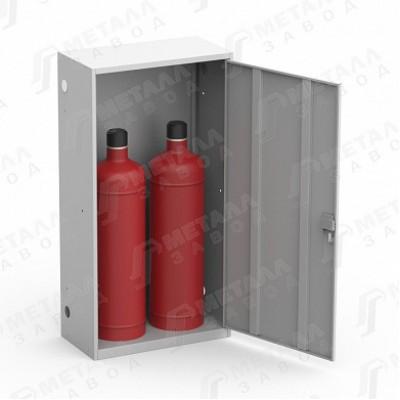 Шкаф для газовых баллонов на 50 литров (ШГР 50-2)