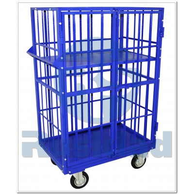 Шкаф каркасный ШТМ  (без полок), без колес