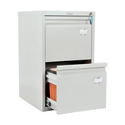 Картотечный шкаф архивный металлический для документов ПРАКТИК А-42