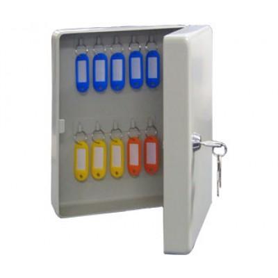 Металлический шкаф для ключей КВ-20