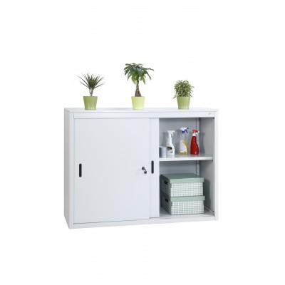 Шкаф полочный для гаража и дачи ALS 8812 (купе)