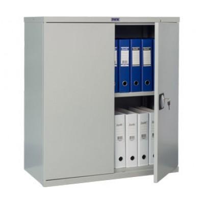 Шкаф для гаража и дачи полочный ПРАКТИК СВ-11