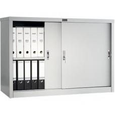 Шкаф для гаража и дачи полочный ПРАКТИК АМТ 0812