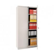 Шкаф для гаража и дачи полочный ПРАКТИК М 18