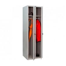 Шкаф для раздевалок ПРАКТИК LS-21-60