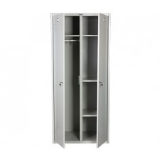 Шкаф для раздевалок ПРАКТИК LS-21-80 U