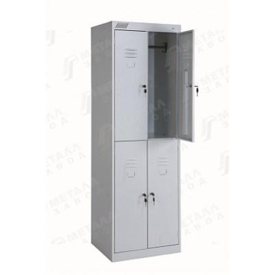 Шкаф для одежды ШРК 24-600 для гаража и дачи