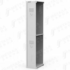 Шкаф для одежды модульный ШРС 12-300 (дополнительная секция)