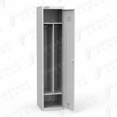 Шкаф для одежды модульный ШРС 11-400 с перегородкой