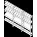 Стеллаж СТ-023 наклонный (основной) окрашенный
